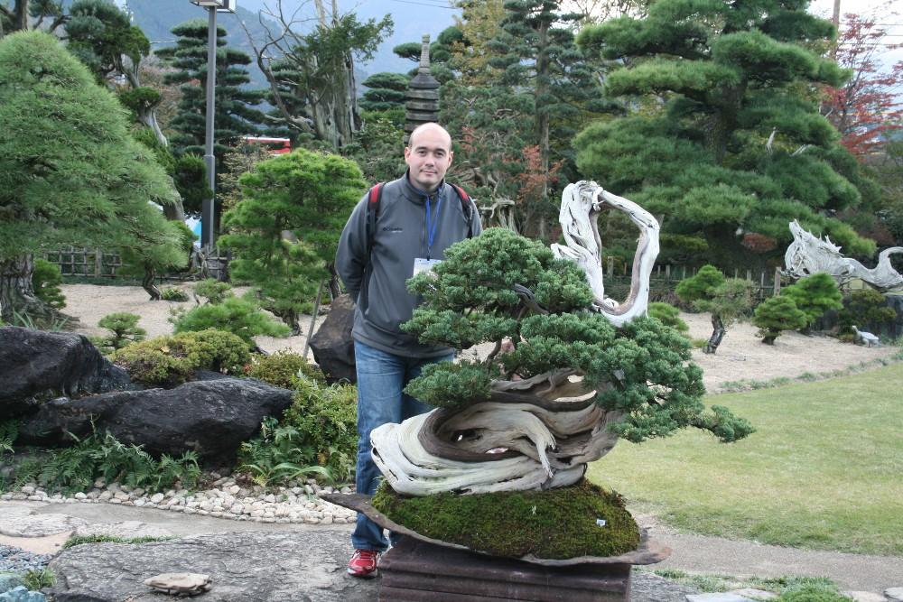 Visite à Takasagoan (Jardin de Mr Iwasaki)