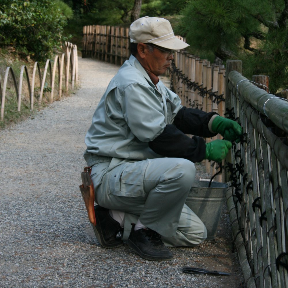 kikugetsu - réaliser un noeud