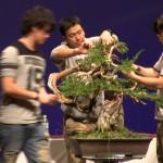 Vidéo de la démonstration de Mr Omachi et Mr Iura à l'ASPAC
