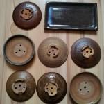céramiques à kokedama de l'atelier shibui