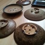 atelier shibui, détail des émaux