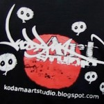 >> demonstration kodama art studio au trophée des 4 frontières