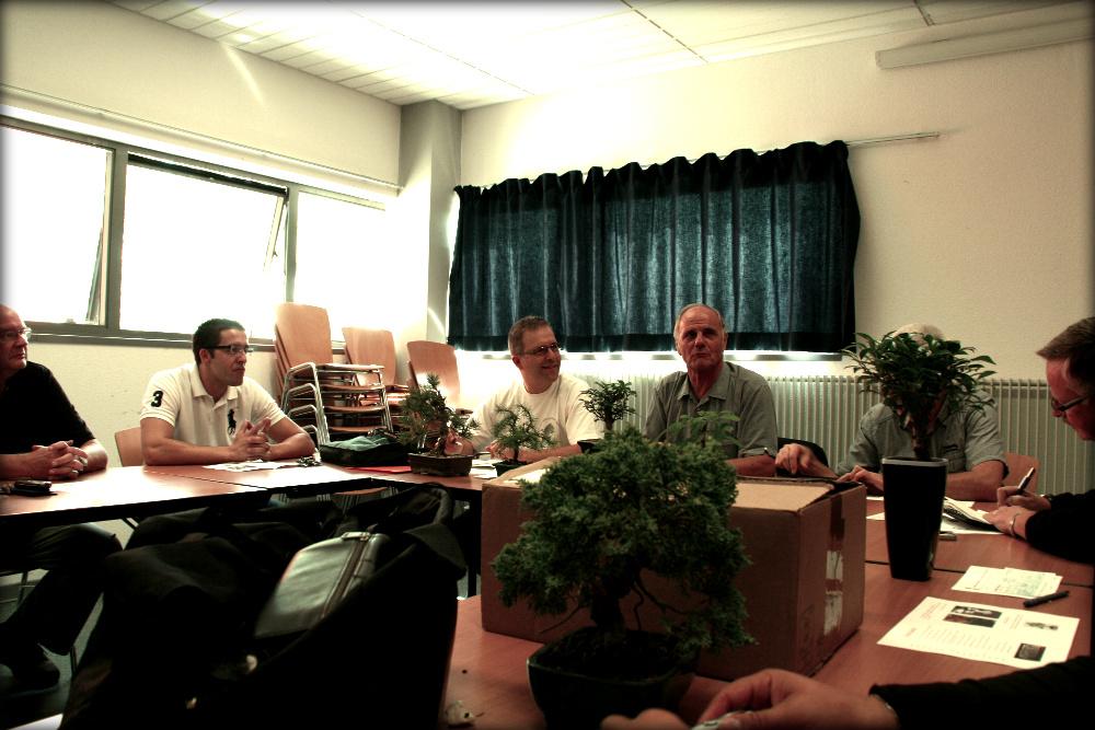 club des amis du jardin japonais - strasbourg - club bonsai 01