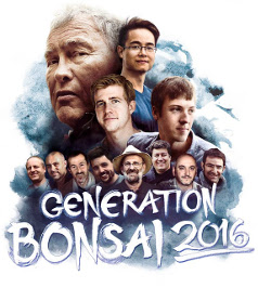 bonsai generation 2016 - calendrier