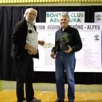 exposition bellignat selection regionale rhone alpes bonsai 2012