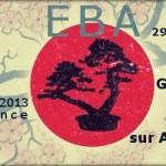 Des entrées gratuites pour l'EBA 2013