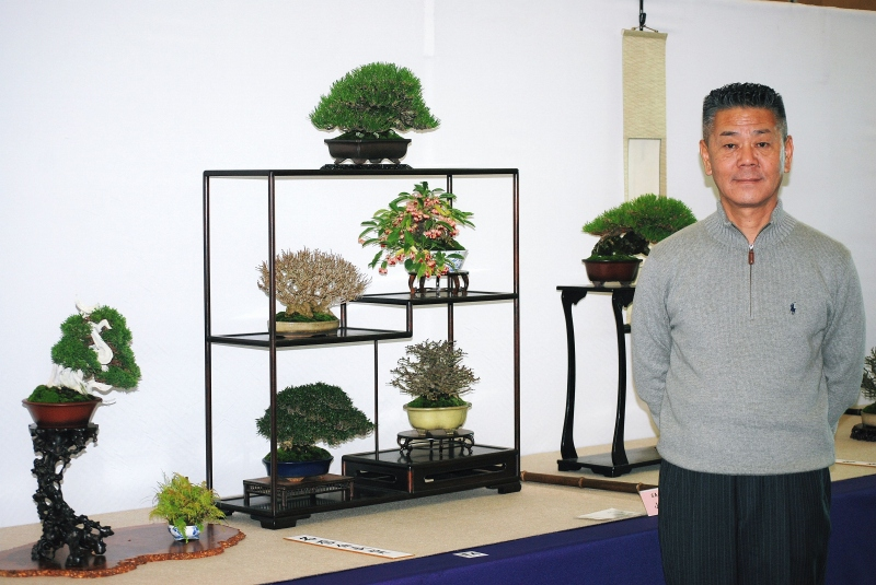 Kyushu miyabi M. Hiroshi Ozawa Prix président d'honneur - Hiroshima