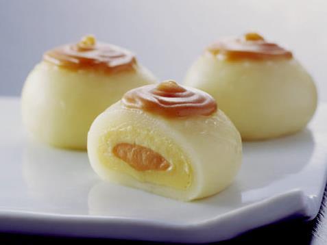 Toraya houjicha pudding