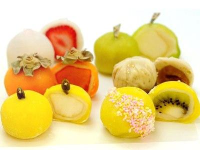 mochi fruits