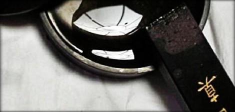 article - matériel pour le sumi-e