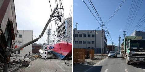 reconstruction en 2013 au japon après le 11 mars - 1
