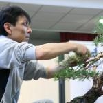 La démonstration de Koji Hiramatsu à l'EBA