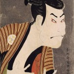 Toshusai Sharaku - otani oniji II