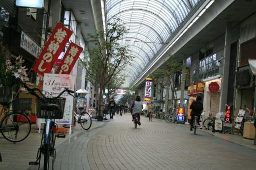 centre commercial tamachi takamatsu