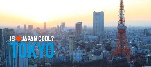 is japan cool - tokyo