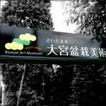 Musée du bonsaï à Omiya – événement photo