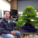 J4 visite de la pépinière de Kiyoshi Hiramatsu seiju-en – shikoku tokyo 2013