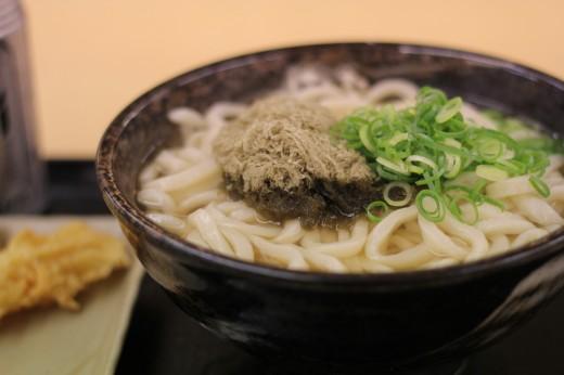 yuzu tororo-udon en quantité