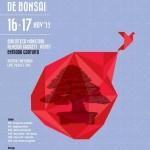 Congrès national de la fédération de bonsaï du Portugal