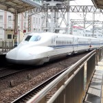 shinkansen vers Tokyo et Halloween party
