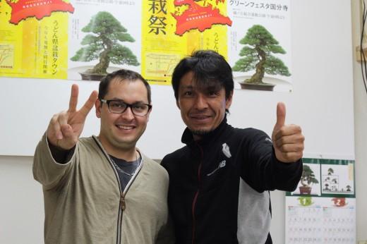 échanges avec Koji Hiramatsu