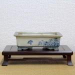 Pot rectangulaire de Itoh Gekkou 01