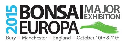 bonsai europa 2015 - manchester