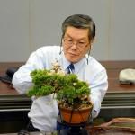 gafu ten - démonstration de Mr Yukio Hirose 03