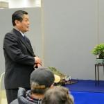 gafu ten - conférence de Mr Yukio Hirose 11
