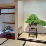 tokonoma au musée d'Omiya