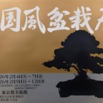 Petit détour par la kokufu-ten 2014
