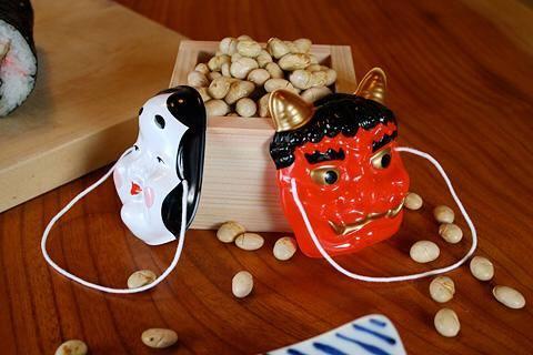 setsubun - fete du printemps au japon