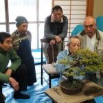 atelier de bonsai avec maitre abe - 06