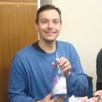 guillaume ozanne, un brasseur de sake français à Kyoto