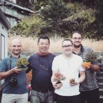 team bonsai food and friends 2014