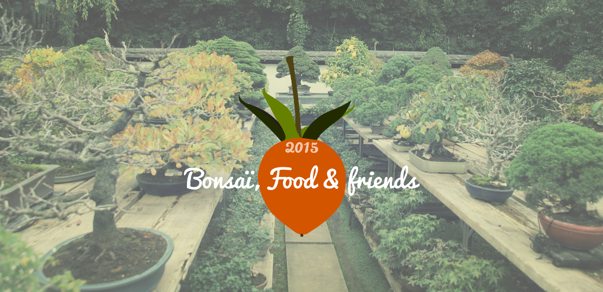 bonsai food friends 2015 actubonsai