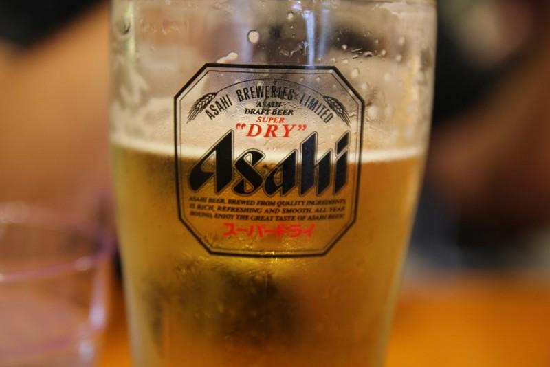 biere japonaise asahi