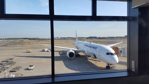 vol japan airlines